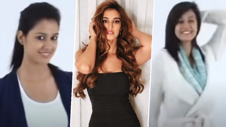 Disha Patani's Audition Video Goes Viral On Her Birthday – WATCH