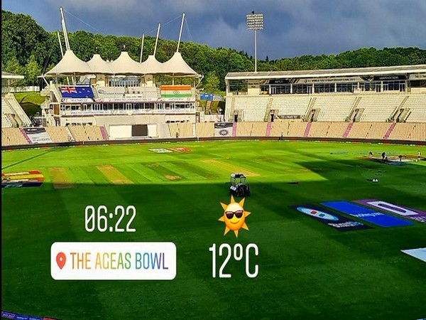 Waking up to the sun: Dinesh Karthik shares weather update ahead of Day 2 of WTC final