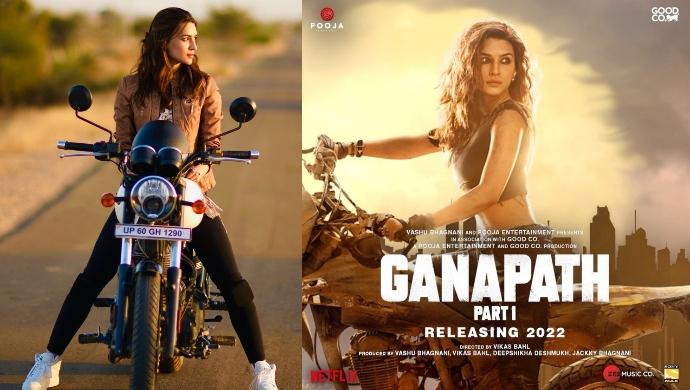 Kriti Sanon Starts Stunt-Training For Ganapath, To Pair Up With Heropanti Co-star Tiger Shroff