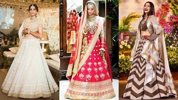 Sonam Kapoor Wedding Looks