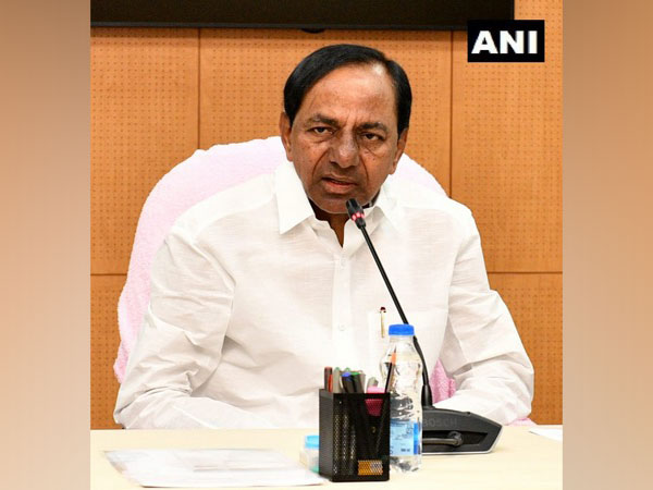 Telangana CM inaugurates new district Police Office in Kamareddy
