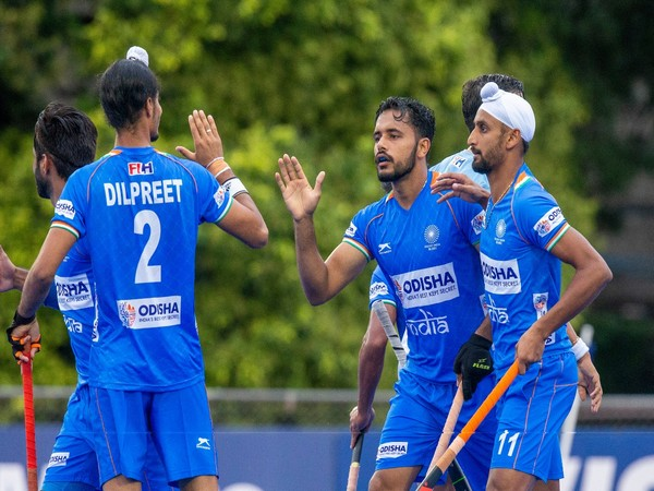 Want to bring back glory days of Indian hockey, says PR Sreejesh