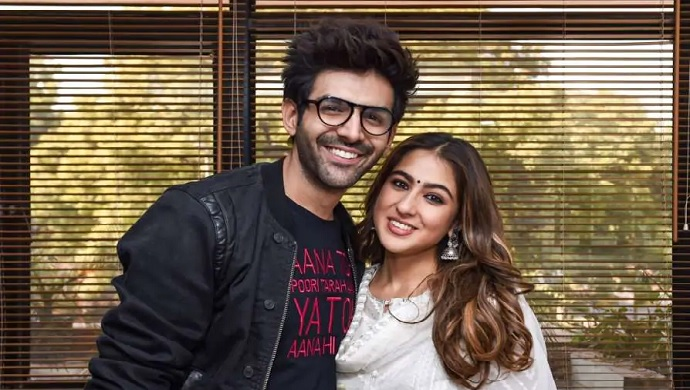 Kartik Aaryan And Sara Ali Khan Might Reunite For Another Romantic Drama, Fans Are Delighted!