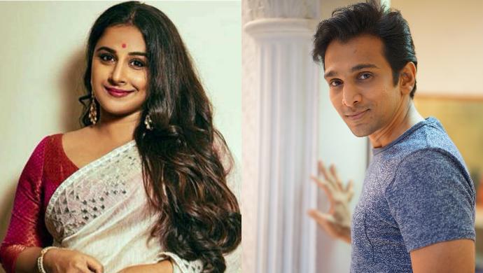 Vidya Balan To Team Up With Scam 1992 Star Pratik Gandhi For Tanuj Garg's Next