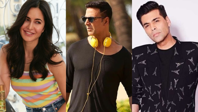 Akshay Kumar Sends Covid-19 Self-Test Kits To Karan Johar, Katrina Kaif And Others