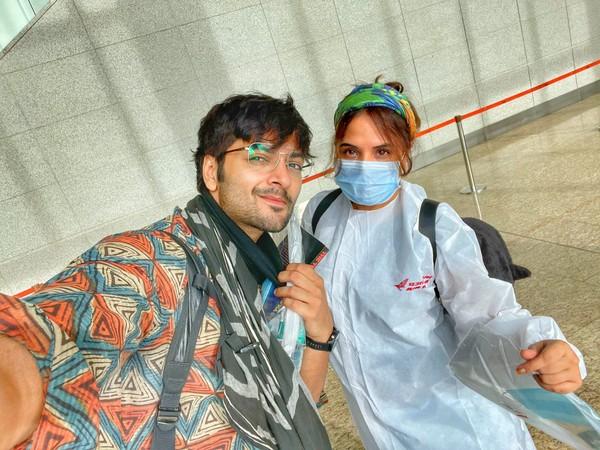 Richa Chadha, Ali Fazal in Dehradun for teaser shoot of their maiden production venture