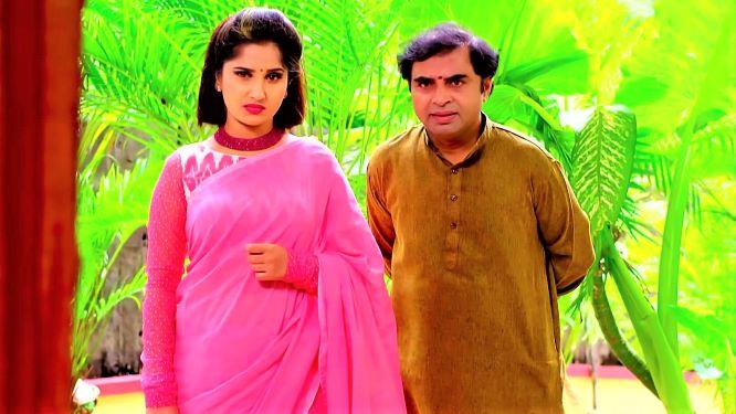 Kalyana Vaibhogam 29 July 2021 Written Update: Nithya threatens to reveal the truth