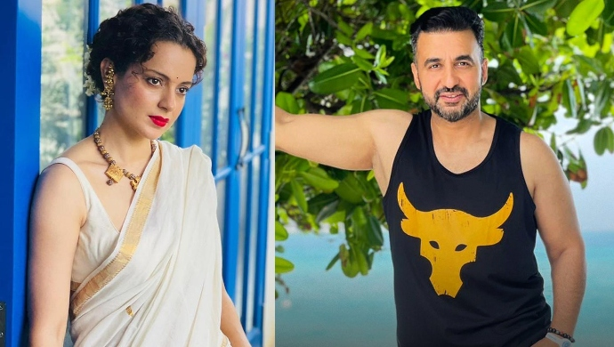 """Kangana Ranaut Reacts To Raj Kundra's Arrest In Pornographic Case, Says """"All That Glitters Is Not Gold"""""""