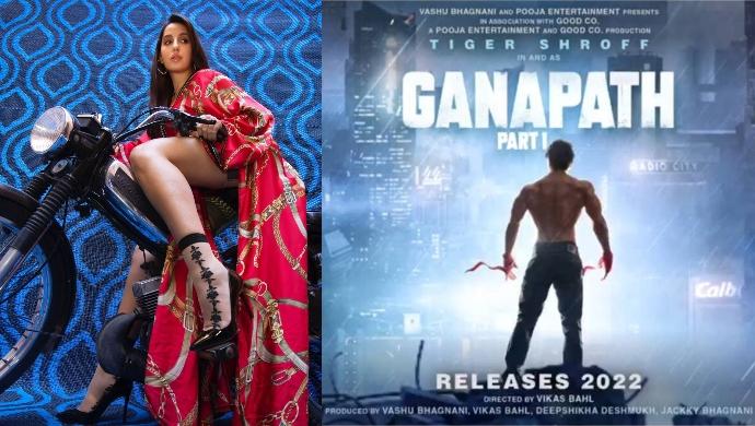 Is Nora Fatehi Out Of Tiger Shroff-Kriti Sanon Starrer Ganapath?