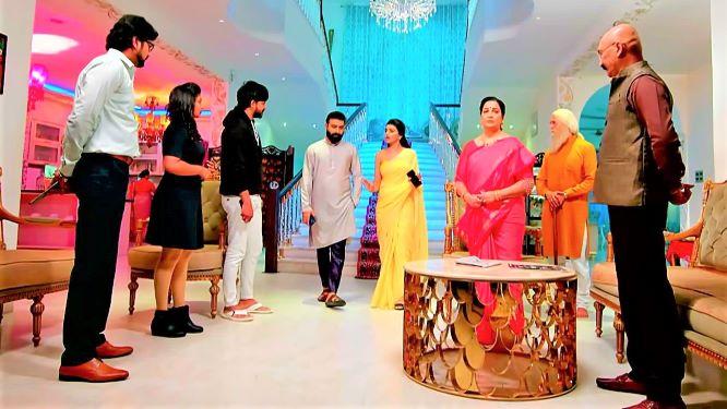 Prema Entha Madhuram 28 July 2021 Written Update: Ghuna is appointed as the wedding planner