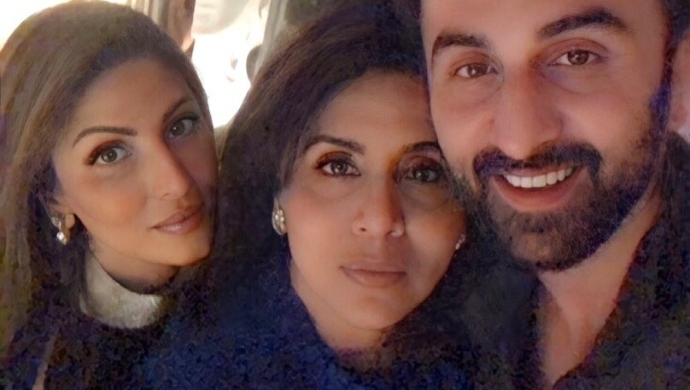 Neetu Kapoor's Daughter Riddhima Kapoor Sahni Wishes Her Mom With A Lovely Birthday Post