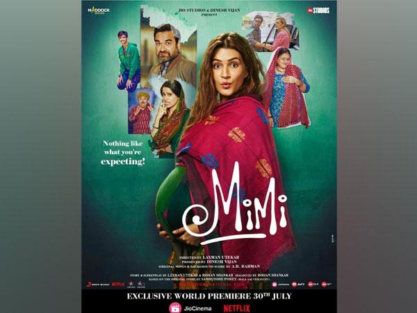 'Mimi' trailer: Kriti Sanon, Pankaj Tripathi's camaraderie leaves netizens in splits