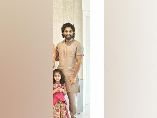 Allu Arjun's daughter Arha to make her film debut