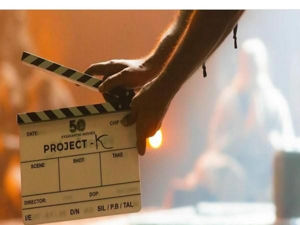 Filming of Amitabh Bachchan, Deepika Padukone, Prabhas-starrer 'K' begins