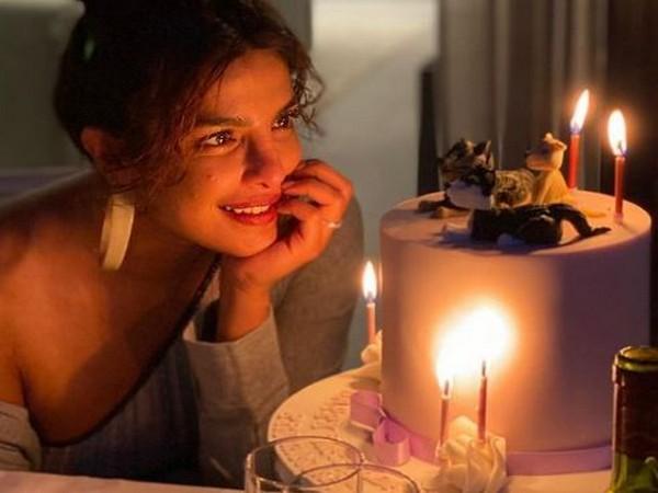 Priyanka Chopra expresses gratitude for birthday wishes, shares glimpses of her 'quiet birthday' celebrations