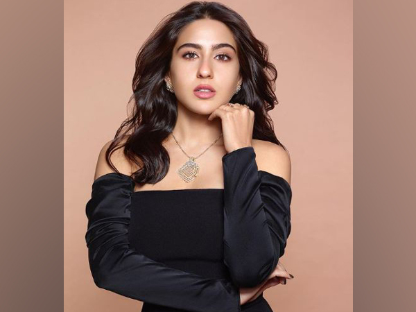 Sara Ali Khan receives first dose of COVID-19 vaccine