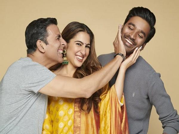 Akshay Kumar, Sara Ali Khan extend birthday wishes to 'Atrangi Re' co-star Dhanush