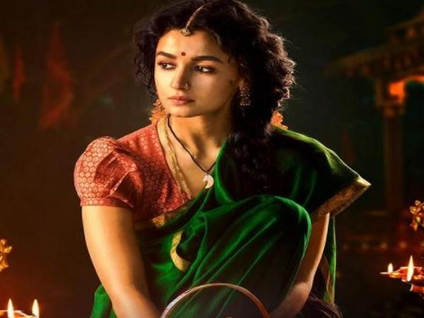 Alia Bhatt joins 'RRR' shoot