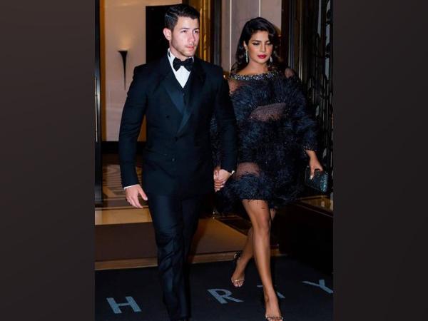 Priyanka Chopra calls Nick Jonas her 'firework' in adorable throwback picture