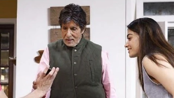 Amitabh Bachchan's First Look From Goodbye Leaked Online, Inside Picture Goes Viral!