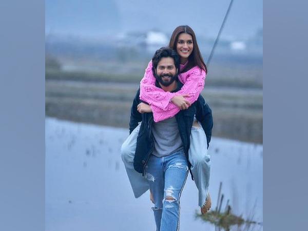 It's a wrap for Varun Dhawan, Kriti Sanon-starrer 'Bhediya'
