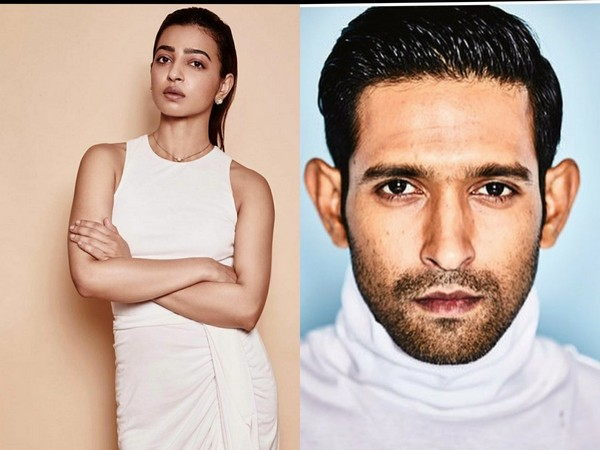 Vikrant Massey, Radhika Apte to feature in 'Forensic'