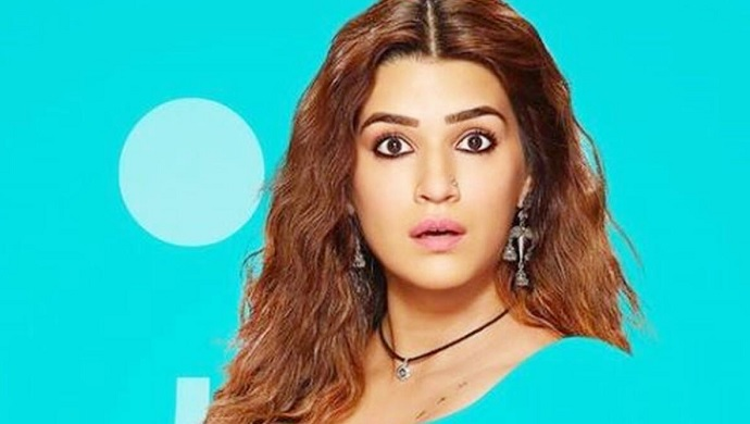 Kriti Sanon Unveils The First Look Poster Of Surrogacy Drama 'Mimi'