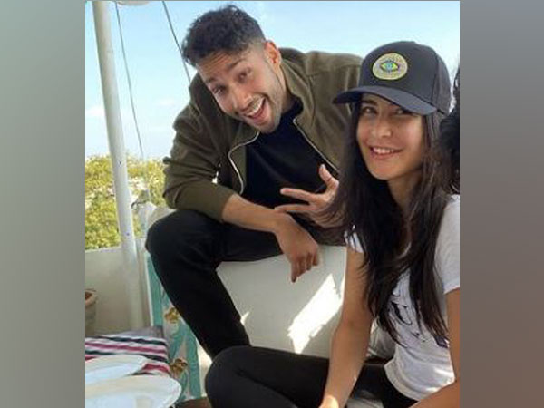 Siddhant Chaturvedi pens special birthday wish for Katrina Kaif, recalls his fan to friend journey