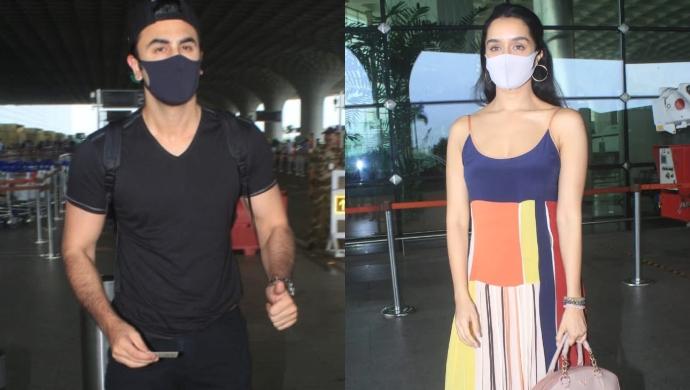Ranbir Kapoor And Shraddha Kapoor Gear Up To Resume The Shoot Of Luv Ranjan's Upcoming Project