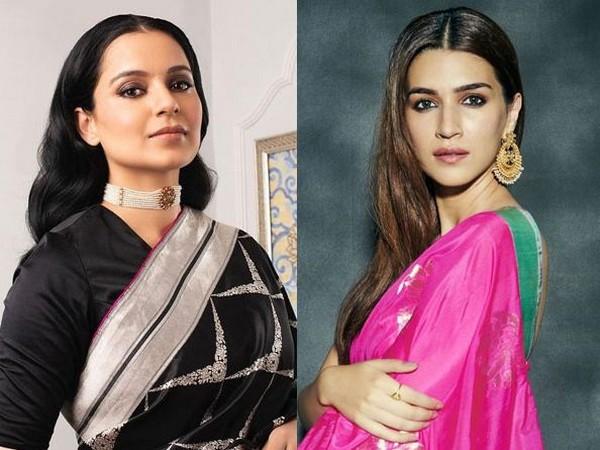 Kangana Ranaut sends best wishes to Kriti Sanon for her upcoming film 'Mimi'