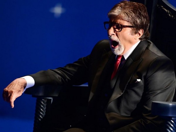 Amitabh Bachchan shares he's been working 'round the clock'