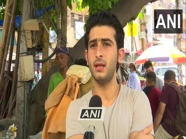 Afghans based in Delhi urges Indian govt to provide visas to people of Afghanistan