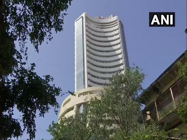 Sensex up 145 points, metal and energy stocks surge