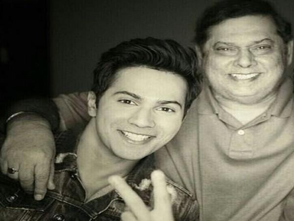 Varun Dhawan is all praises for father David Dhawan on 70th birthday