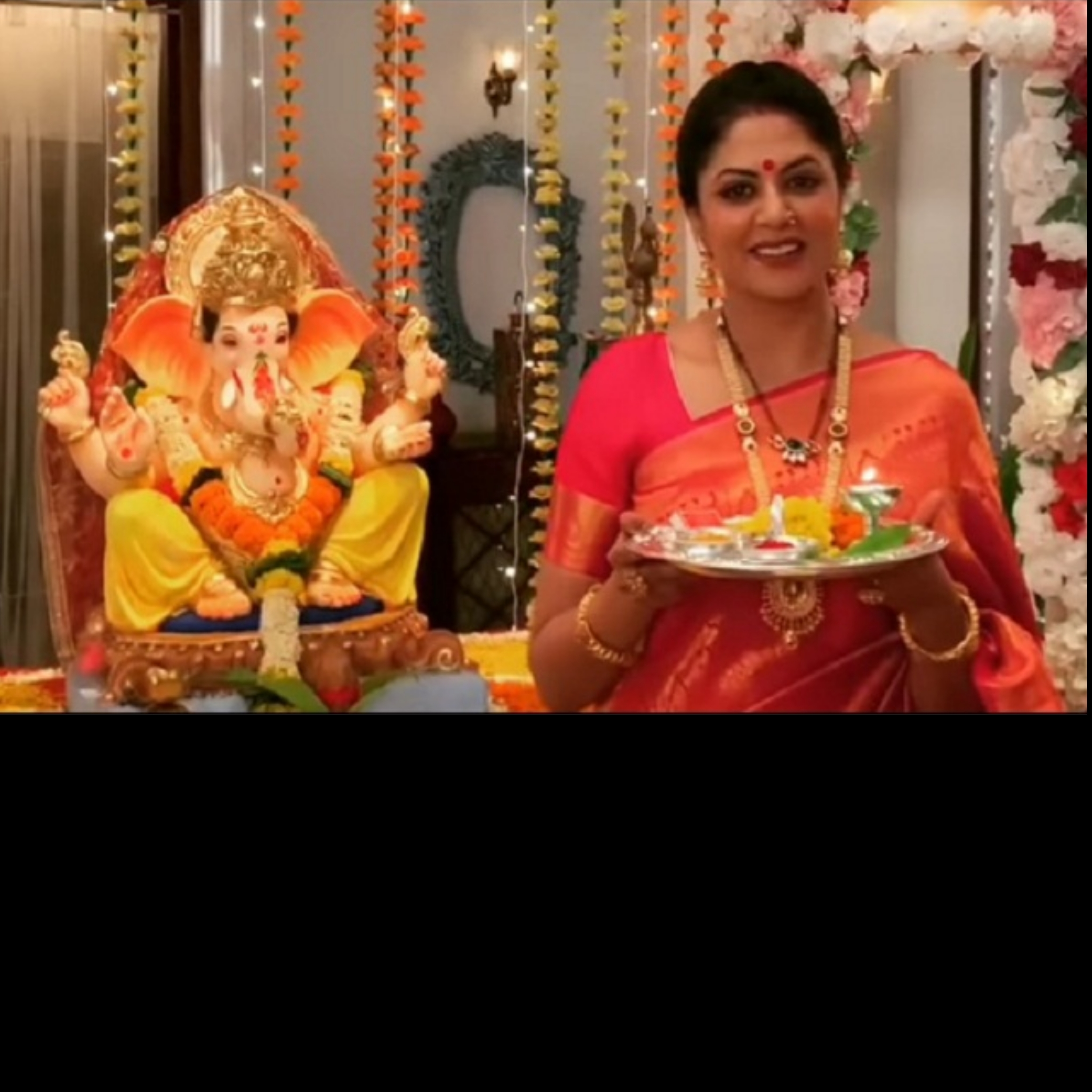 Kavita Kaushik Shares Why She Didn't Celebrate Ganesh Chaturthi; 'Only God Pulls Us Out Of Our Self Made Barriers