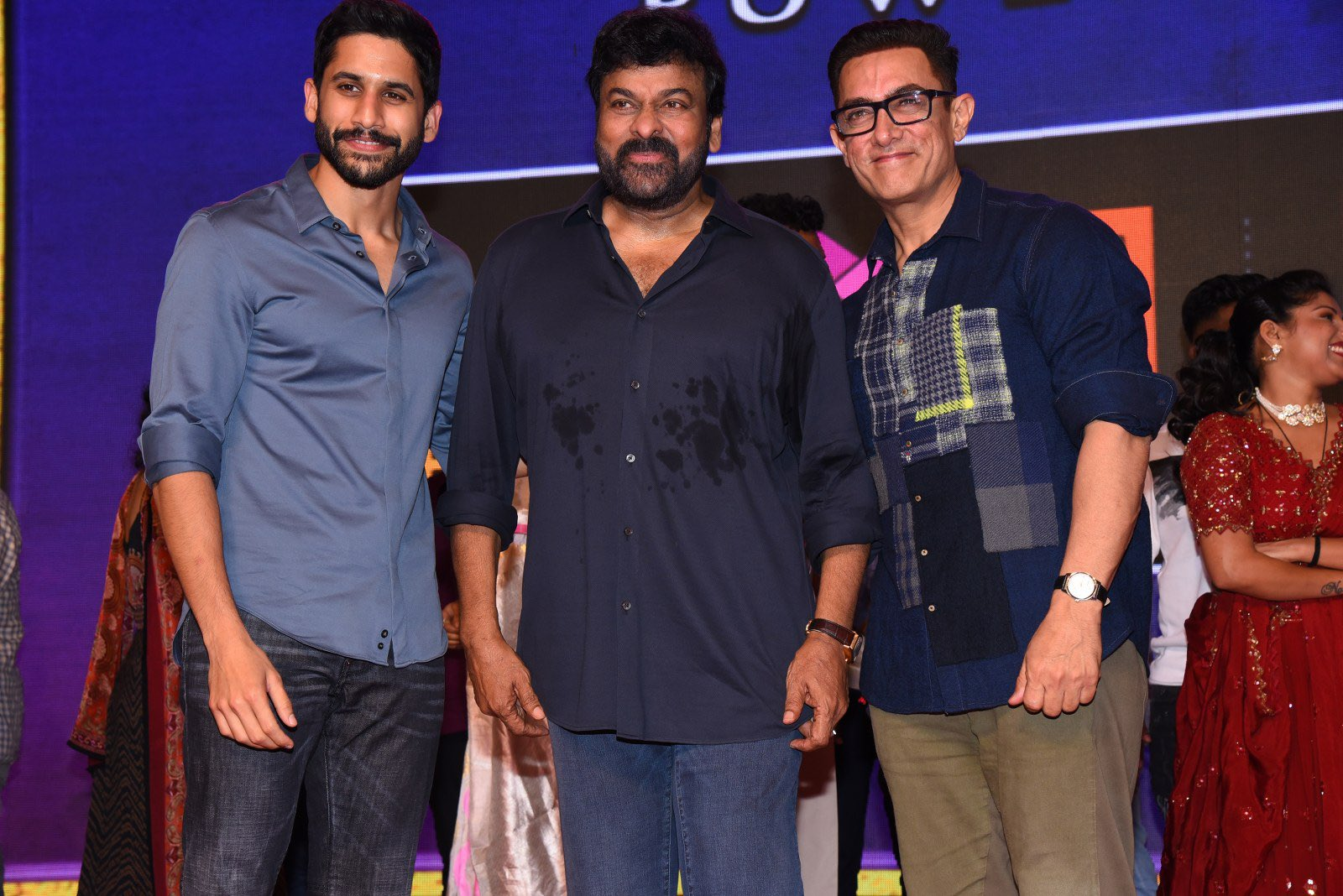 Naga Chaitanya's Love Story pre-release event graced by perfectionist Aamir Khan
