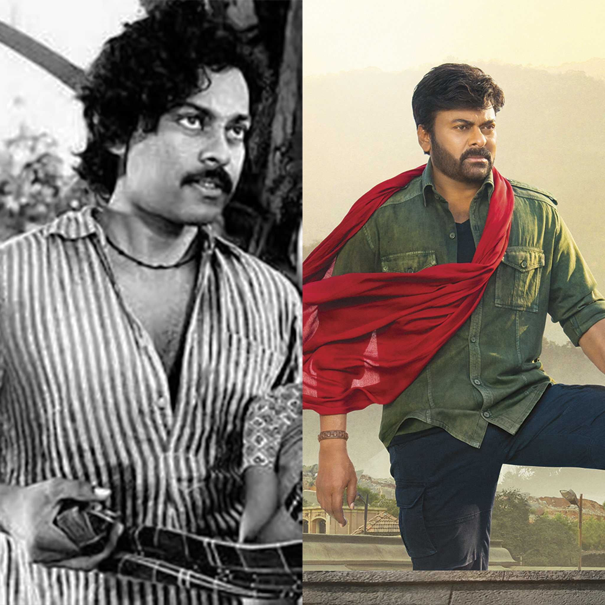 Telugu megastar Chiranjeevi completes 43 years in film industry, reminisces days of yore