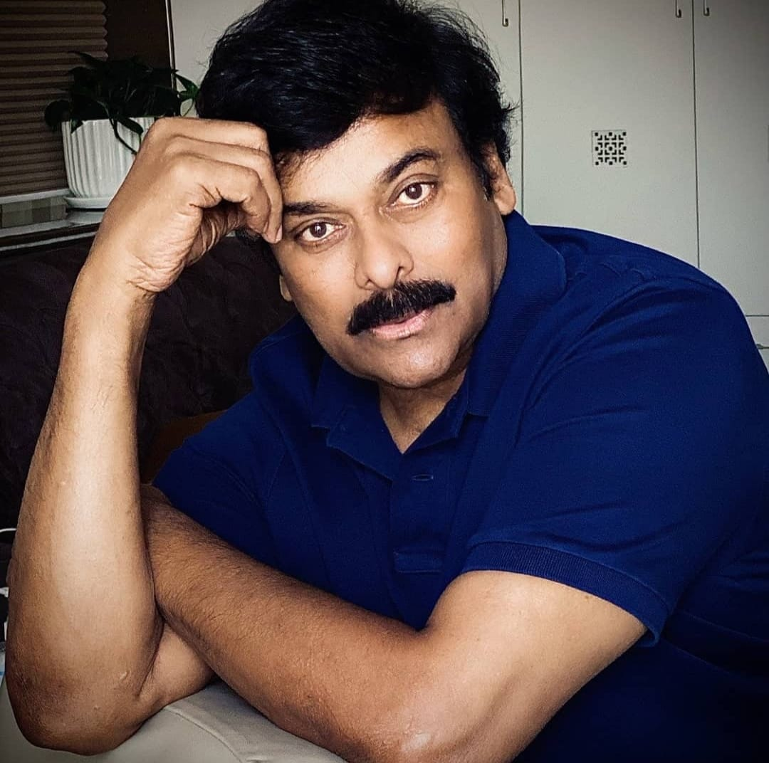 MegastarChiranjeevi resumes filming for his upcoming film Godfather in Ooty