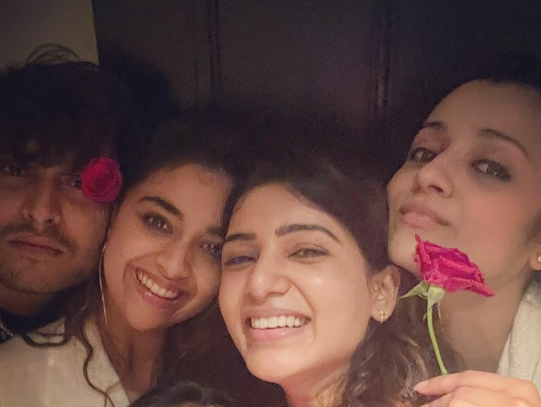 Samantha Ruth Prabhu's week in photos, filled with love and gratitude