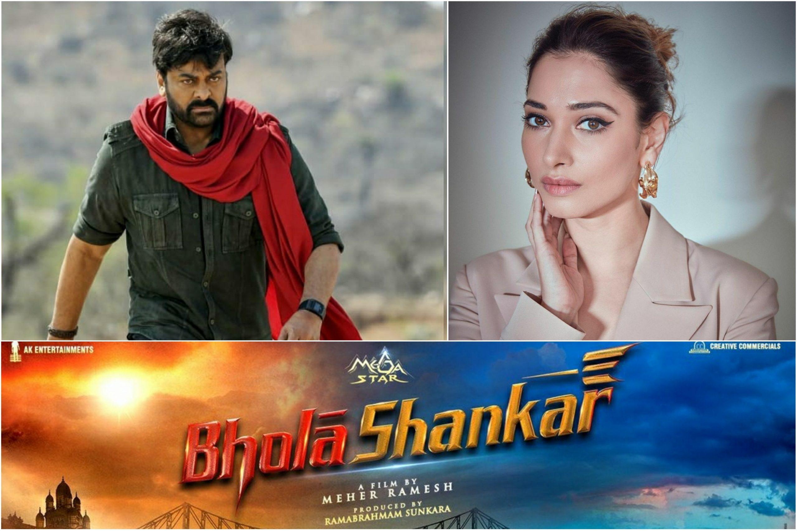 Tamannaah Bhatia to romance Megastar Chiranjeevi on the big screen?
