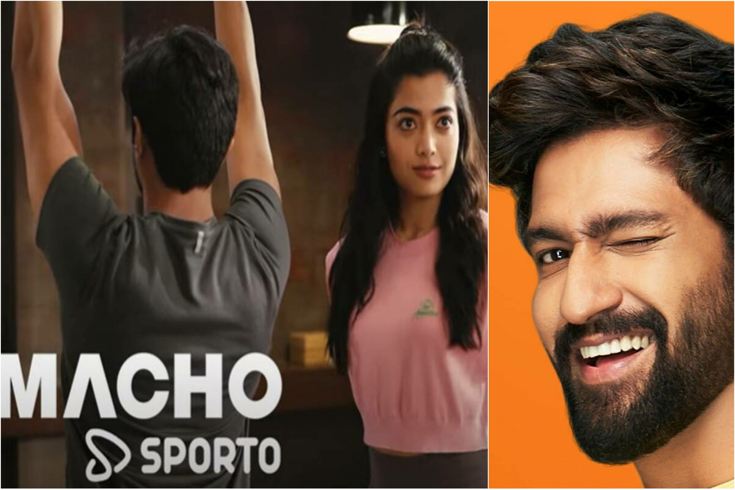 Rashmika Mandanna breaks gender stereotypes in her new ad with Vicky Kaushal