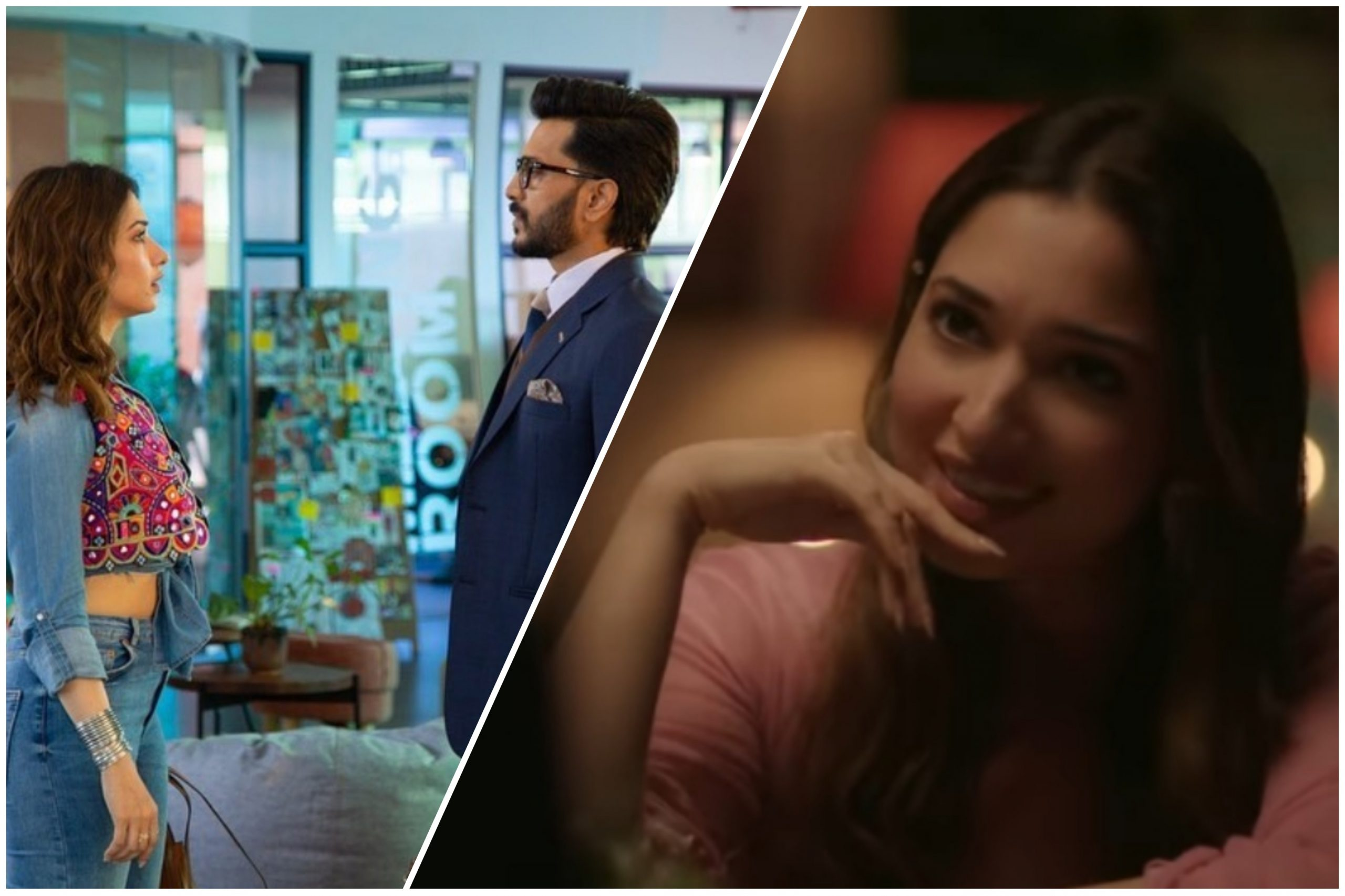 Tamannaah Bhatia creates buzz around her upcoming film 'Plan A Plan B'
