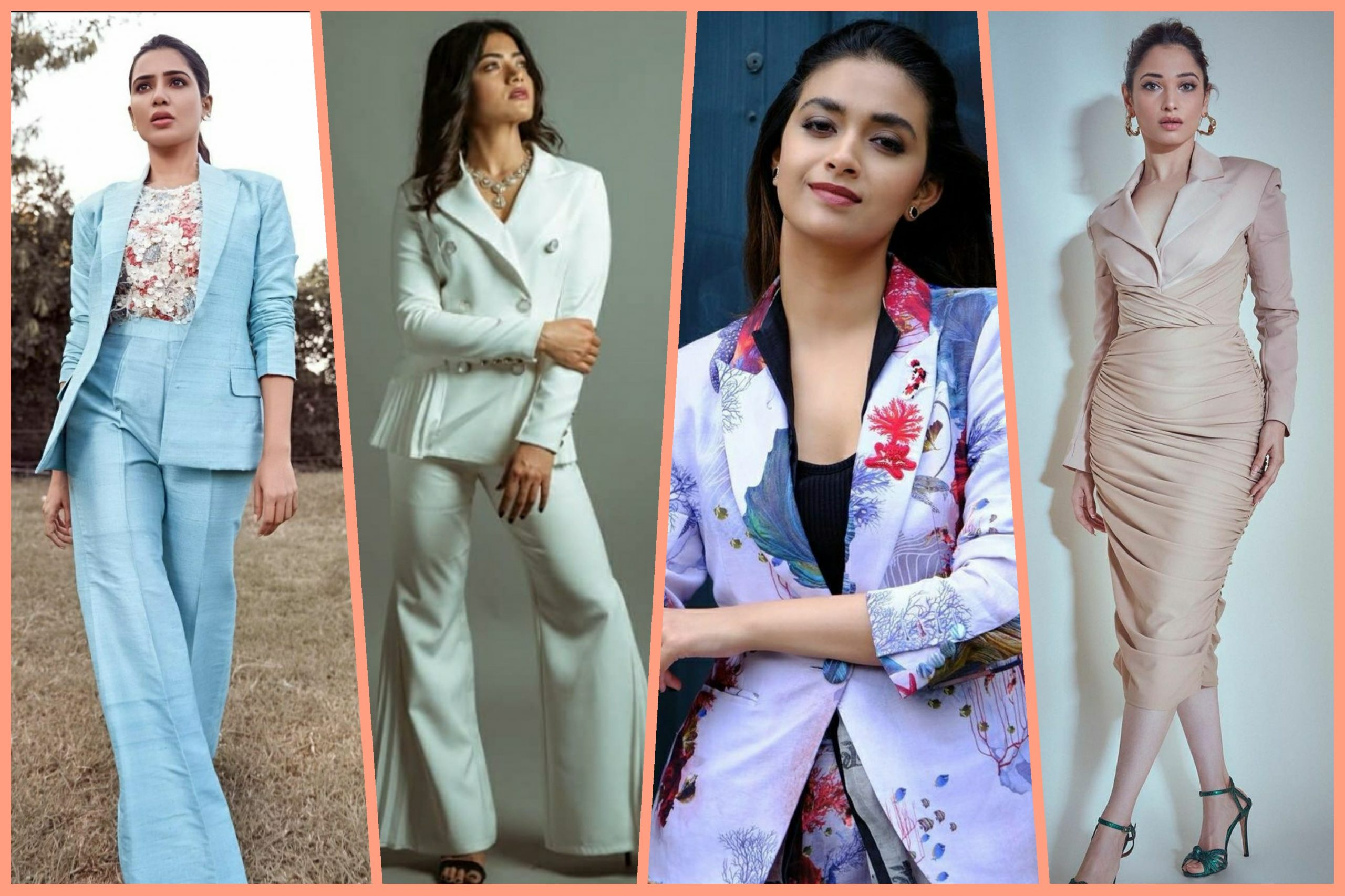 Boss Lady Alert! These Tollywood actresses slay the corporate vibe
