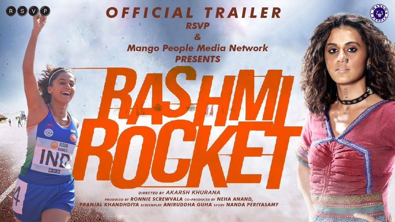 Rocket Rashmi Trailer Social Media Review: First Rushes Of Taapsee Pannu Starrer Have Left Netizens Eyes Popped