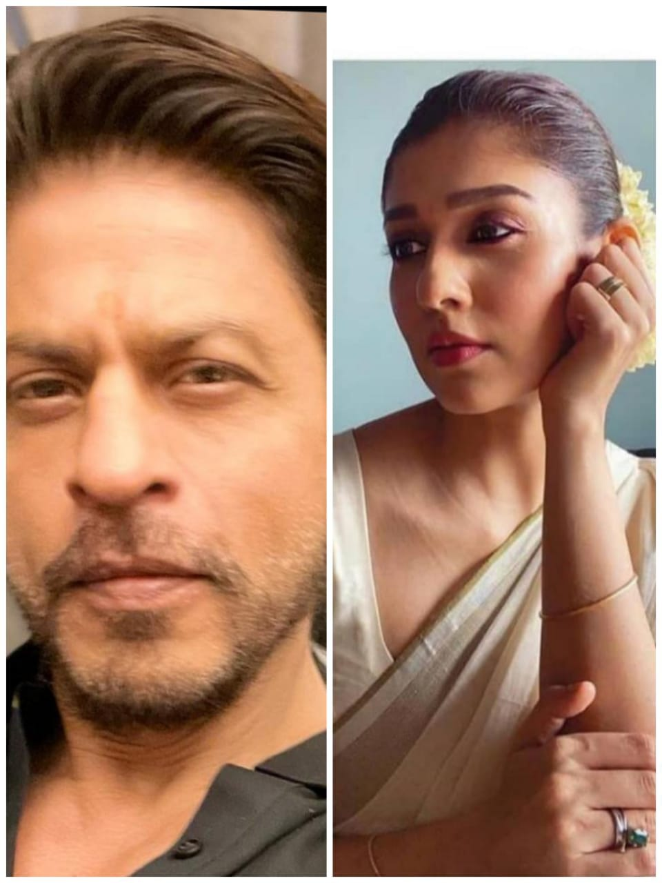 South Indian star Nayanthara to make her Bollywood debut with Shah Rukh Khan