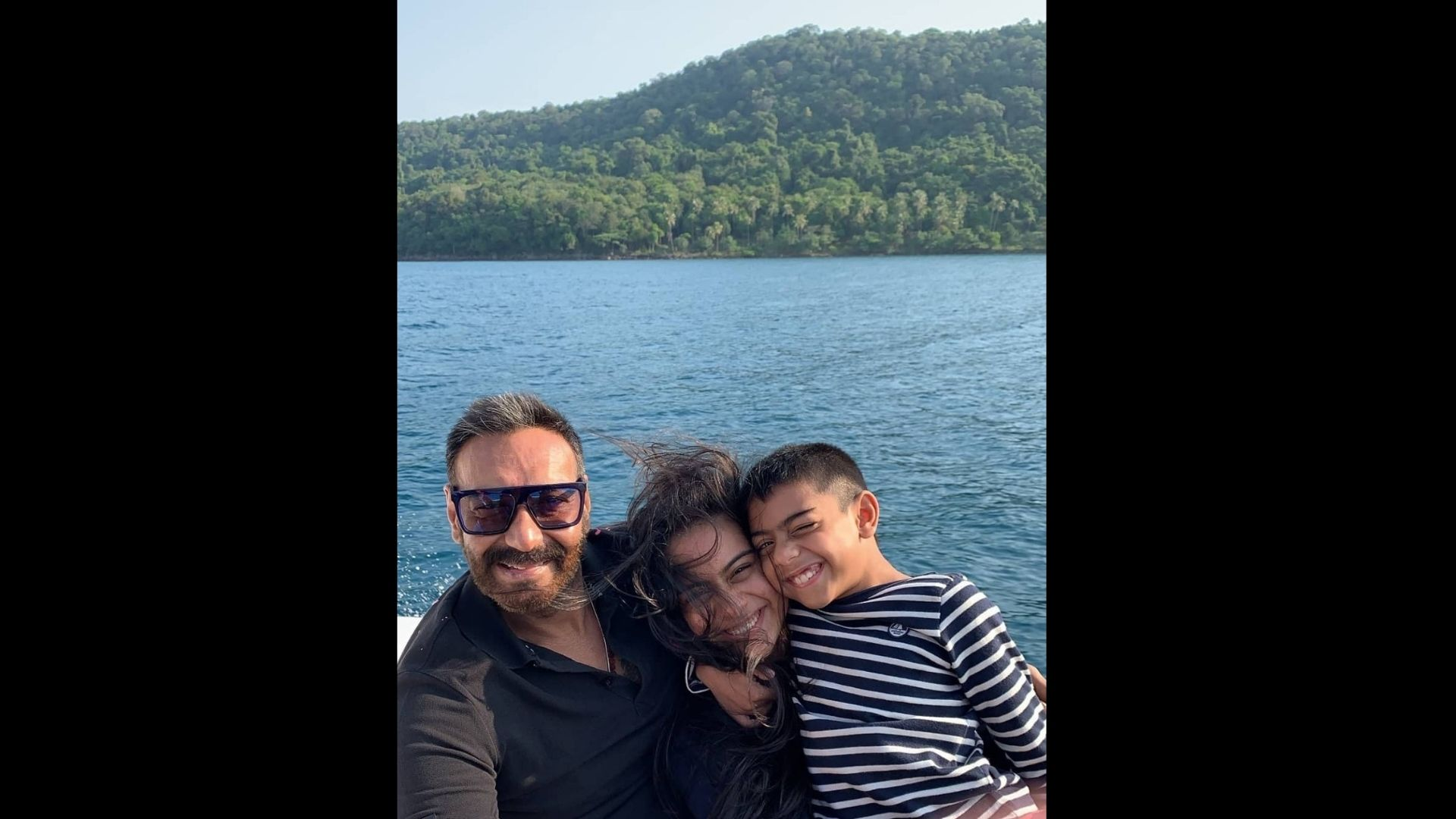 Ajay Devgn Writes A Warm Wish For Son Yug; Shares A Never-Seen-Before On His 11th Birthday