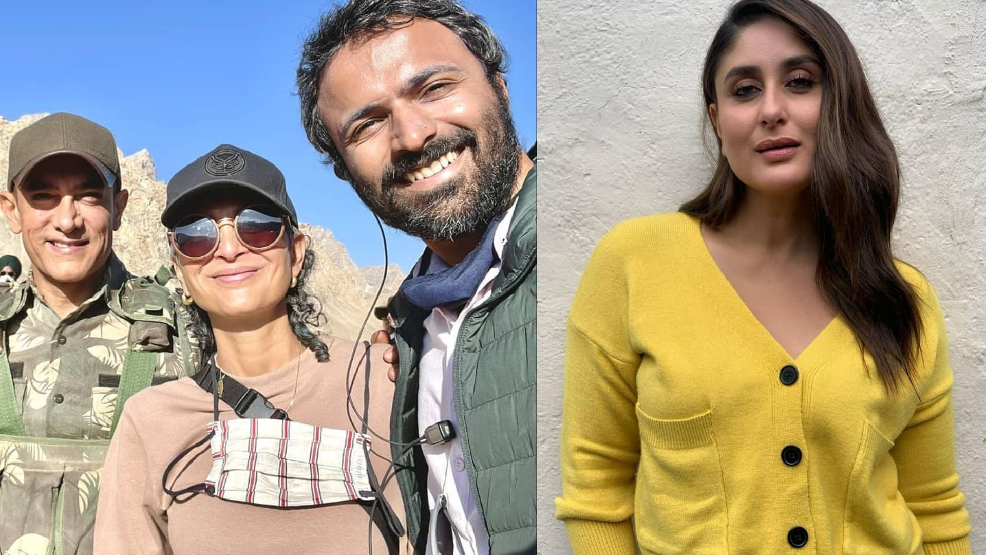 Laal Singh Chaddha: Aamir Khan And Kareena Kapoor Khan Shoot Officially Wrapped Up
