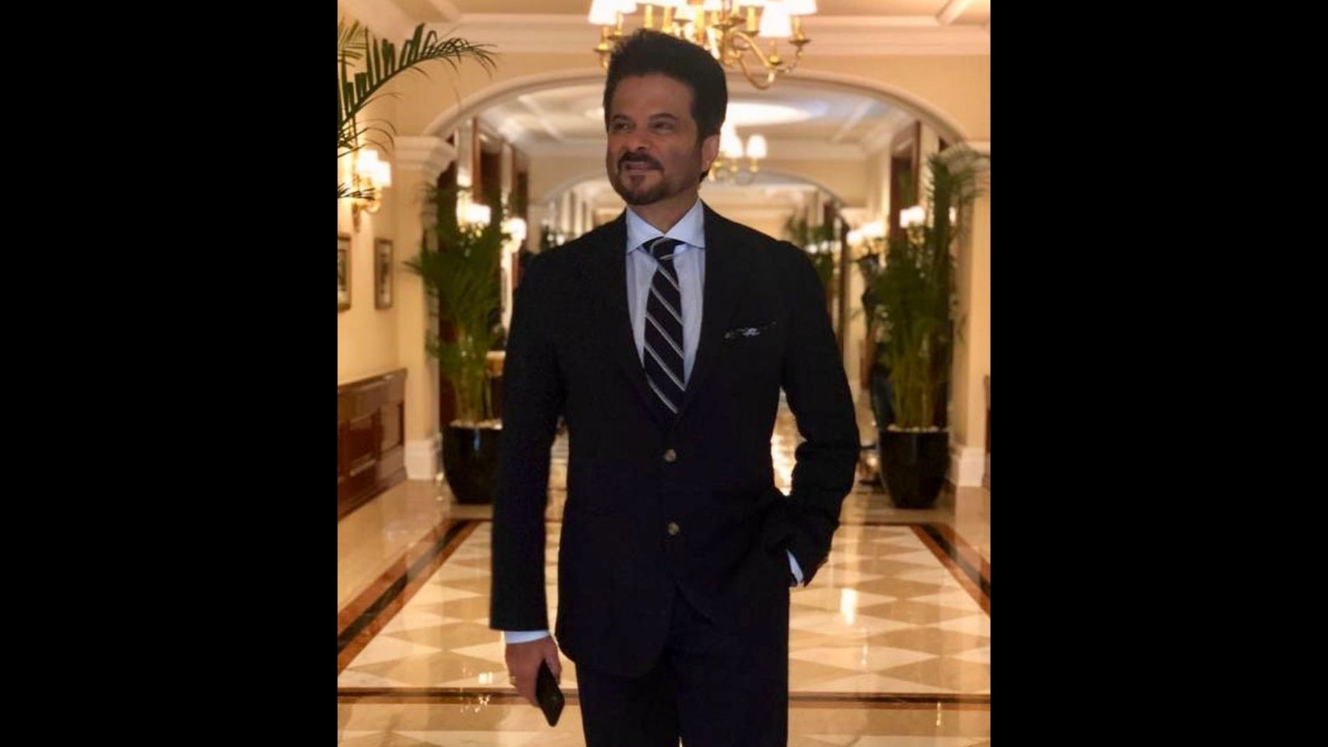 Anil Kapoor To Host The Global Citizen Festival At The Gateway Of India
