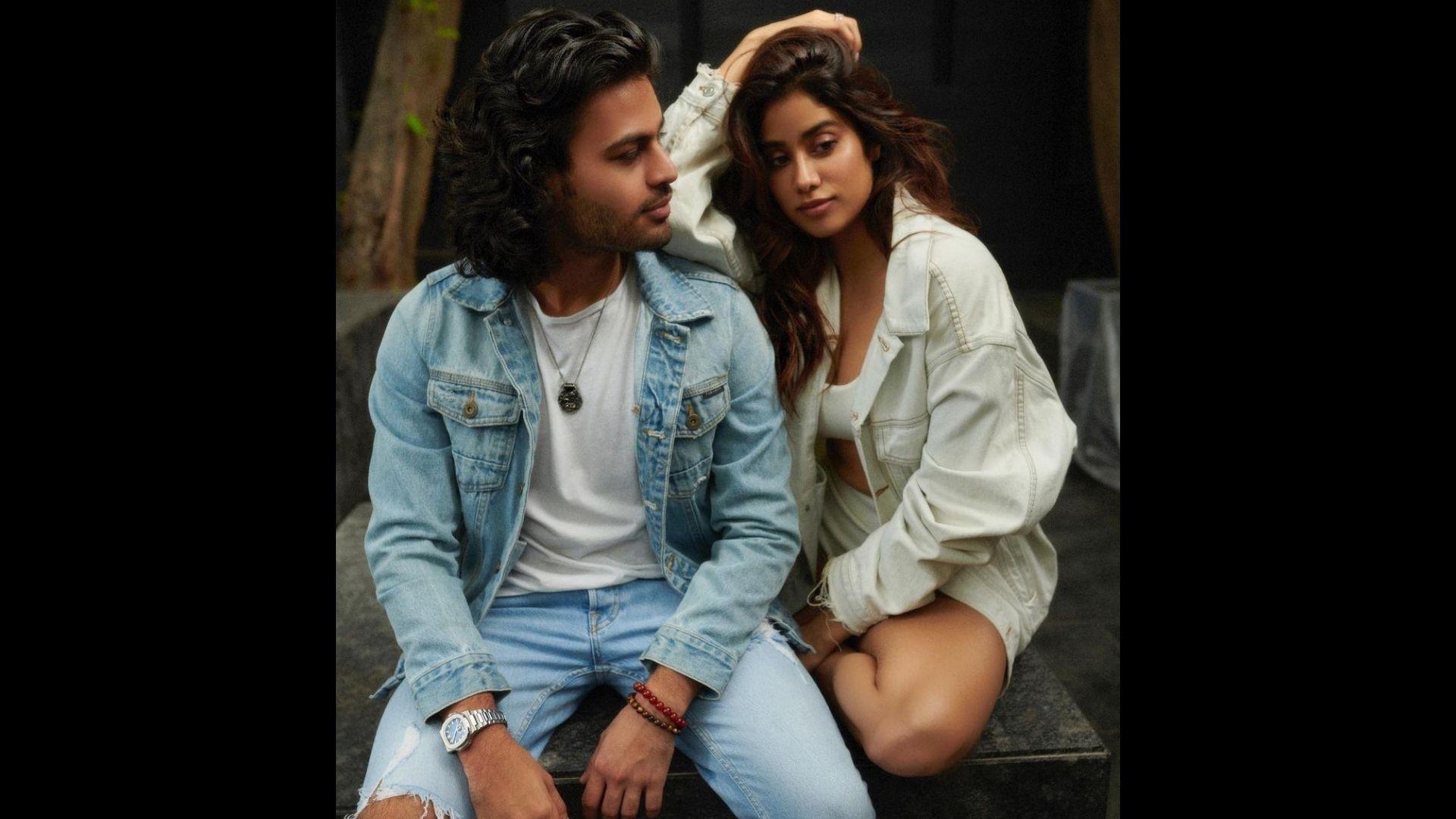 Is Janhvi Kapoor Getting Back With Her Ex-Boyfriend Akshat Rajan? Netizens Assume So