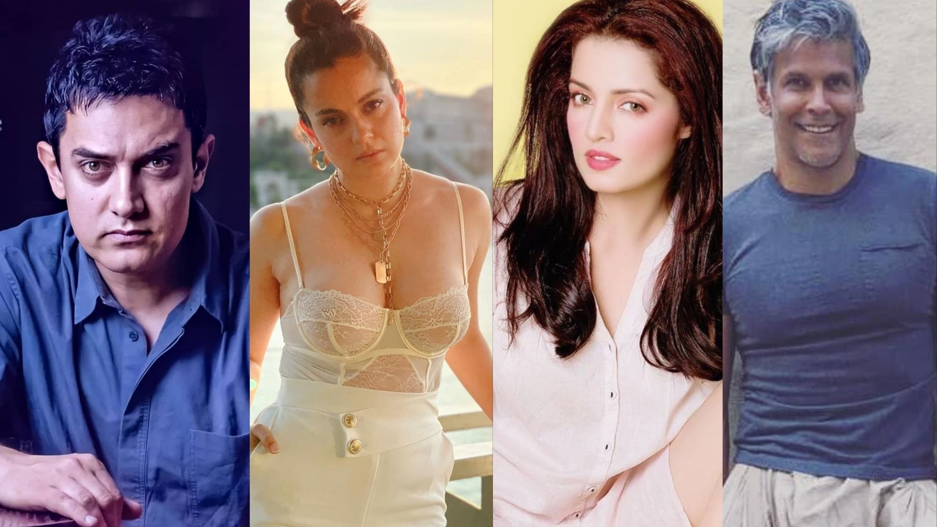 Aamir Khan To Kangana Ranaut- 4 Celebrities Who Fell In Love With Foreigners